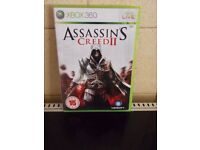 X Box 360 Game Assassins Creed 2 certificate 15