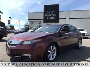 2013 Acura TL 3.5L | 4 NEW TIRES | NO ACCIDENTS | LEATHER