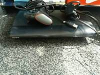Ps3 with games n controls
