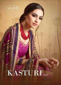 KASTURI VOL-4 WHOLESALE COTTON DRESS MATERIAL