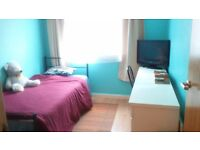 Cosy clean room in cute 2 bed flat.