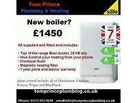 Combi boiler installation, gas engineer, plumbing, boilers, hive, radiators, 24 hr plumber, heating