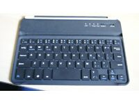 Polaroid ultra thin 7 in bluetooth keyboard for ipad mini or android tablet