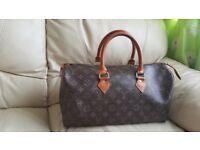 Bag monogram Louis Vuitton