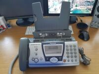 Panasonic KX-FP141 Telephone and Fax Machines