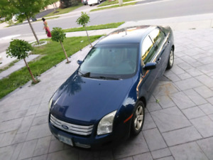 2006 ford fusion SE- good condition