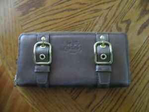 COACH AND FOSSIL WALLETS