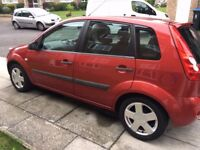 Ford Fiesta Zetec Climate 2006