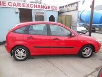 (2004)FORD FOCUS 5 DOOR HATCHBACK,TDCI.(DIESEL)1.8CC........