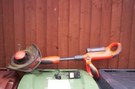 FLYMO CONTOUR CORDLESS 500XT STRIMMER SPARES OR REPAIR