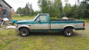1996 ford f150 truck Parting Out