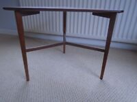 1950s Mid Century E Gomme Triangular/Triangle Coffee/Side Table