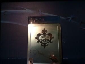 Song of the Deep Limited Edition PS4 GameStop Exclusive