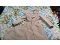 Karen millen coat with matching skirt