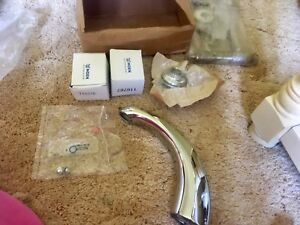 All brand new Moen chrome tub taps and spout