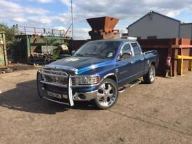 Customised Dodge Ram 1500 4.7ltr V8