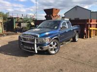 Customised Dodge Ram 1500 4.7ltr V8