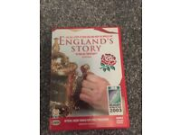 England's Story - Rugby World Cup 2003 DVD
