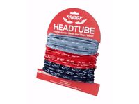 OFFICIAL LICENSED CARL FOGARTY NECK TUBE TRIO PACK - From £4.99