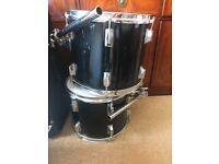 Drum Kit including cymbals and stool