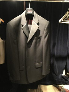 Tuxedo by Ted Baker + vests and tie