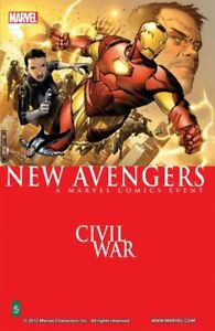 New Avengers: Civil War TPB