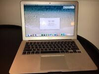 "Apple MacBook Air 13.3"" Laptop Mid 2013"