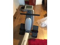 Rowing Machine for sale. VGC has several programmes