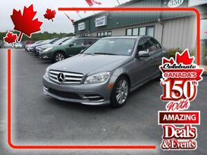 2011 Mercedes-Benz C-Class Base ( SUMMER SALE!) NOW $18,950