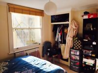 Double room in large Clapham North flat! Garden, Netflix and big living room included!