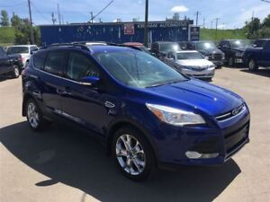 2013 Ford Escape / SEL/ LEATHER/ AWD