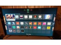 SAMSUNG 65-inch Smart ULTRA SLIM 3D FHD LED TV(TOP OF THE RANGE)1800Hz,built in Camera,Wifi,