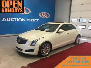2013 Cadillac ATS 2.0T SUNROOF! 29988KM! FINANCE NOW!