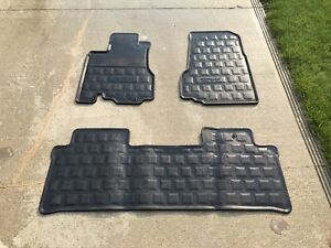 2003 CRV winter floor mats . Like new!!