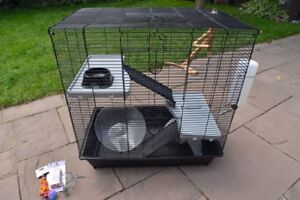 SMALL PET CAGE / RAT CAGE