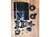 PlayStation 3 (120 GB) Bundle with 20+ Games
