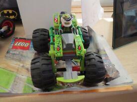 Lego 9095 Racers Nitro Predator with instructions