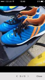 Footy boots 6 size