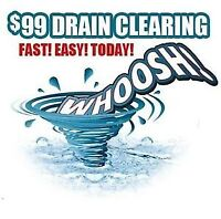 stubborn clogged drains Sump Pumps, Sewer and Drain Cleaning