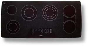 Thermador Professional Electric Cooktop + Stainless Steel Range