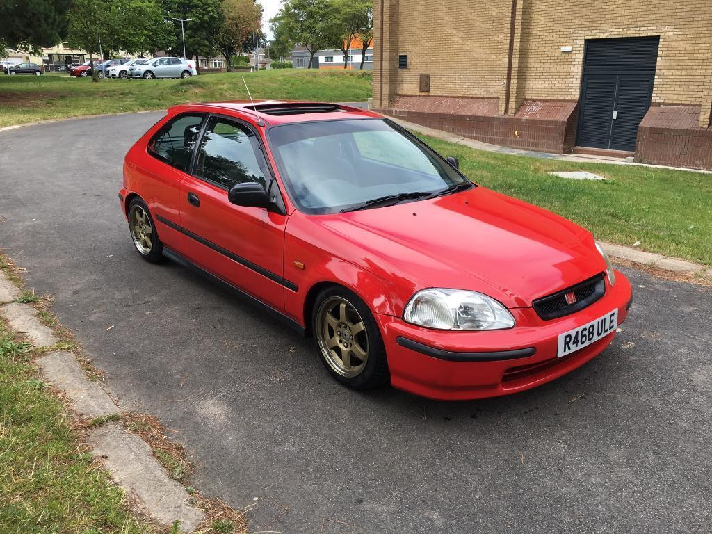 honda civic ek3 1 5 vtec low miles in cardiff city. Black Bedroom Furniture Sets. Home Design Ideas