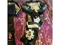 Full akito motorbike suit