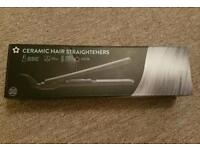 CERAMIC HAIR STRAIGHTNERS