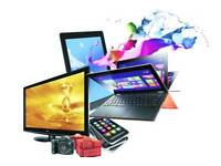 Instant Cash for used/unwanted/new Electronics