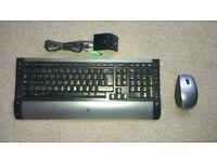 Logitech S510 Wireless Keyboard and Mouse Bundle £10