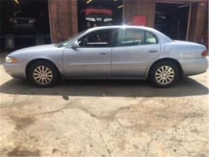 20005 BUICK LESABRE LIMITED, LEATHER, LOADED!! LOW KM.