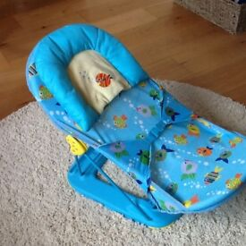 Summer Baby Bather/Seat