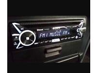 Sony mex bluetooth headunit