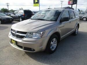 2009 DODGE JOURNEY SE, LOW MILEAGE, SAFETY AND WARRANTY $7,950