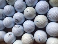 38 Golf Balls (Topflite, Srixon, Dunlop and Donnay). Good condition. Collect Fulham